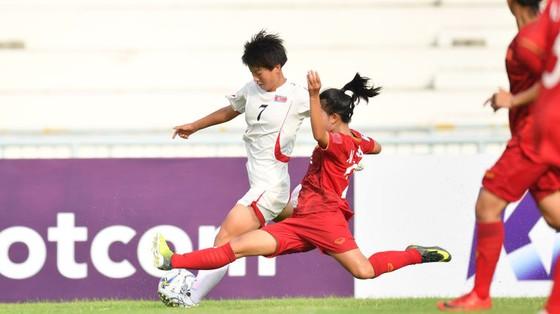 U16 nữ Việt Nam thua đậm 0-10 trước CHDCND Triều Tiên ảnh 1
