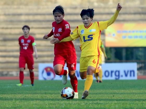 Không có Huỳnh Như, TPHCM I vẫn thắng đậm Hà Nội ảnh 1