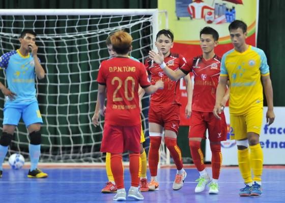 Đánh bại Sanatech Khánh Hòa 7-3, Kardiachain Sài Gòn FC gây tiếc nuối ảnh 1