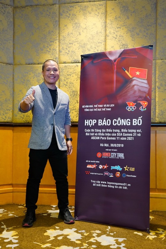 Đen Vâu và Lai Thượng Hưng hào hứng với cuộc thi sáng tác bài hát cho SEA Games 31 ảnh 1