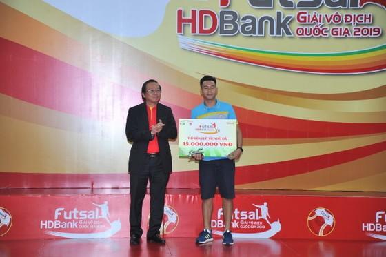 Lần thứ 4 liên tiếp đăng quang, Thái Sơn Nam quá mạnh ở giải VĐQG HDBank 2019 ảnh 2