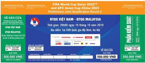 Vé đợt 1 trận Việt Nam – Malaysia: Hết chỉ sau ít phút mở bán ảnh 1