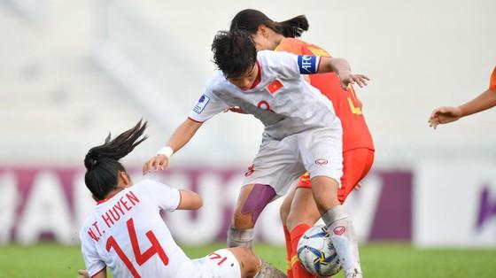 Thua Trung Quốc giờ chót, đội nữ U16 Việt Nam trắng tay rời giải châu Á 2019 ảnh 1