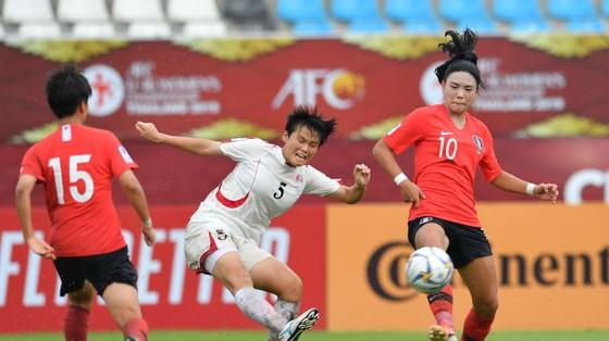 Thua Trung Quốc giờ chót, đội nữ U16 Việt Nam trắng tay rời giải châu Á 2019 ảnh 2