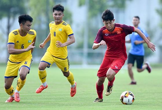 U20 Việt Nam sẽ góp mặt ở BTV Cup 2019. Ảnh: Đoàn Nhật