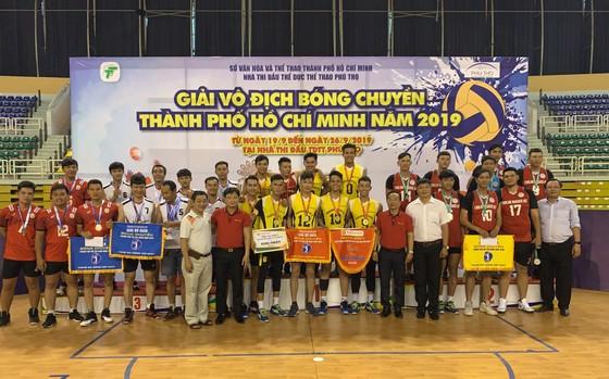CLB Thiên Tân giành ngôi vô địch TPHCM năm 2019.