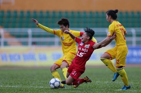 TPHCM I sớm vô địch giải bóng đá nữ VĐQG 2019 ảnh 2