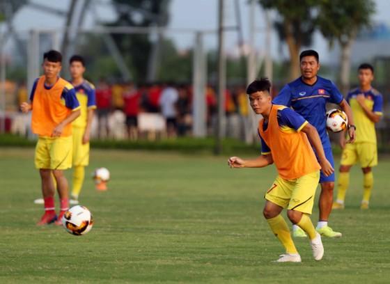 U19 Việt Nam chuẩn bị tham dự giải quốc tế tại Thái Lan ảnh 2