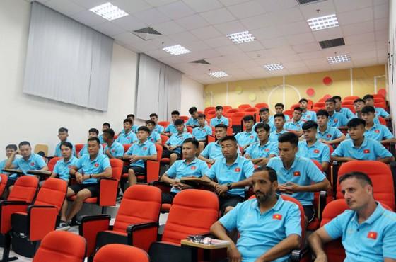 U19 Việt Nam chuẩn bị tham dự giải quốc tế tại Thái Lan ảnh 1