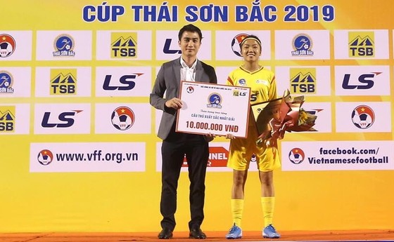 Kết thúc giải bóng đá nữ VĐQG - Cúp Thái Sơn Bắc 2019: Đội chủ nhà bị loại khỏi tốp 3 ảnh 4