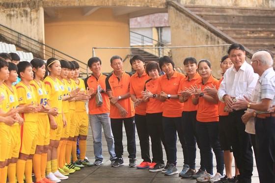 Kết thúc giải bóng đá nữ VĐQG - Cúp Thái Sơn Bắc 2019: Đội chủ nhà bị loại khỏi tốp 3 ảnh 3