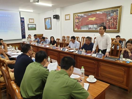 VFF lên kế hoạch đảm bảo an ninh trận Việt Nam – Malaysia  ảnh 1