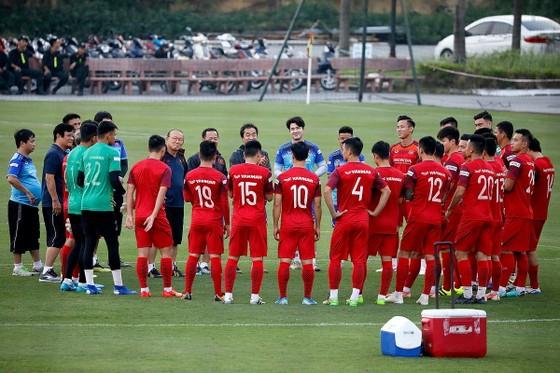 Công Phượng về nước, sân tập của đội tuyển 'nóng' trở lại ảnh 1