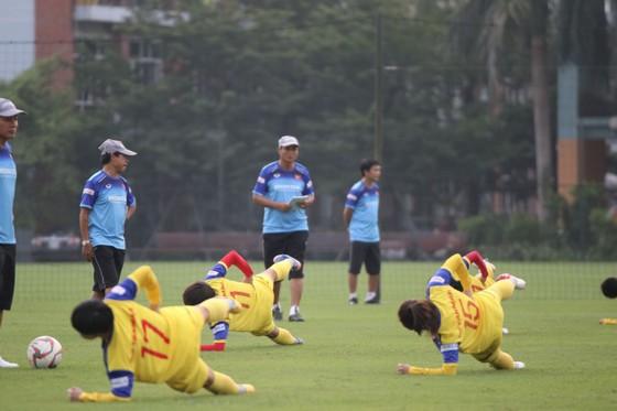 ĐT nữ Việt Nam khởi động cho mục tiêu 'săn vàng' ở SEA Games 2019 ảnh 2