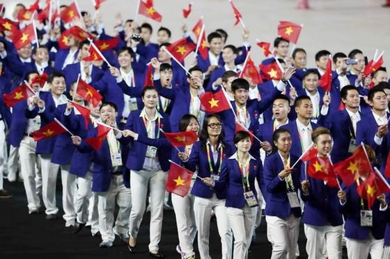 Đoàn thể thao Việt Nam dự SEA Games 30 với 856 thành viên.