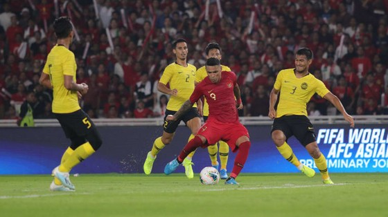Thành tích bết bát của Indonesia ở vòng loại World Cup ảnh 1