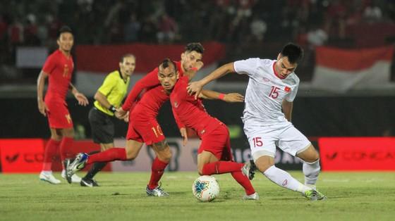 Indonesia thua toàn diện trước Việt Nam ở lượt trận ngày 15-10
