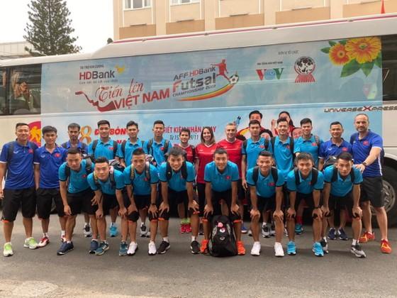 HLV tuyển futsal Việt Nam: Tôi tự tin để đánh bại Australia  ảnh 1