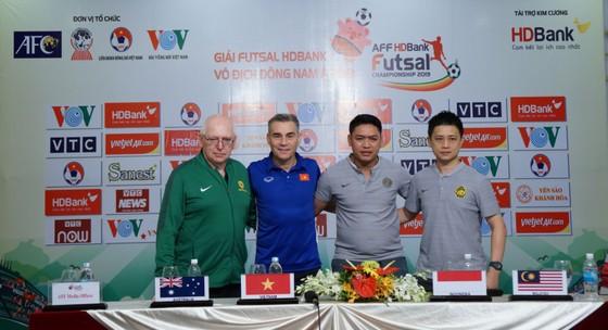 HLV tuyển futsal Việt Nam: Tôi tự tin để đánh bại Australia  ảnh 2