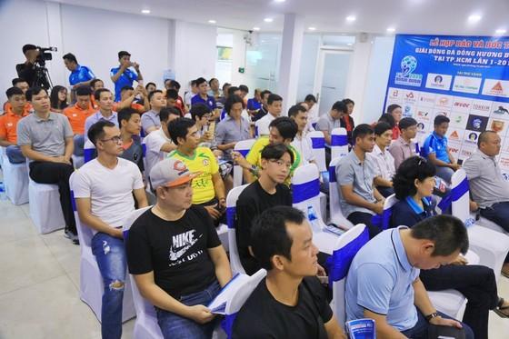 40 triệu đồng cho đội vô địch giải bóng đá đồng hương Bình Định tại TPHCM ảnh 1