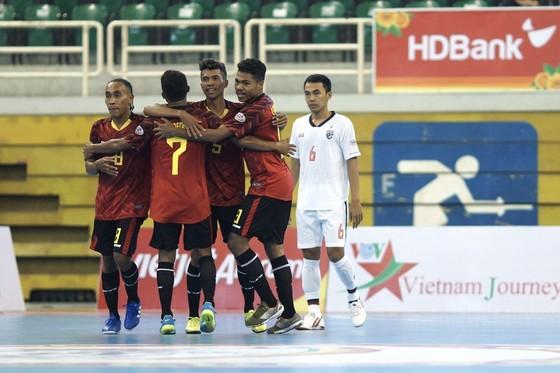 Thái Lan và Myanmar sớm giành vé vào bán kết giải futsal Đông Nam Á 2019 ảnh 1