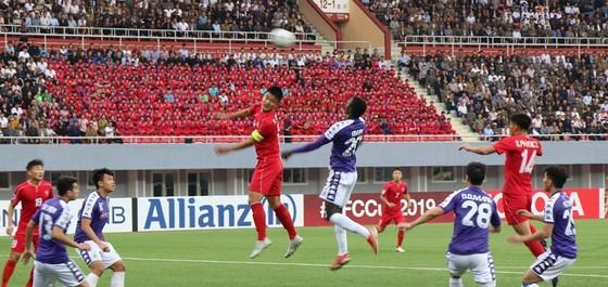 Trận chung kết lượt về Liên khu vực mới đây giữa CLB 4.25 và CLB Hà Nội