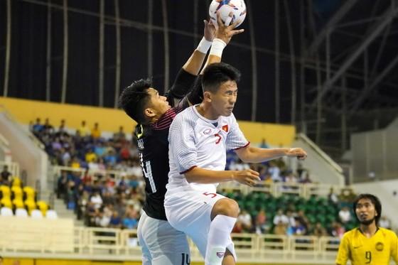 Việt Nam gặp Thái Lan tại bán kết giải futsal vô địch Đông Nam Á 2019 ảnh 1