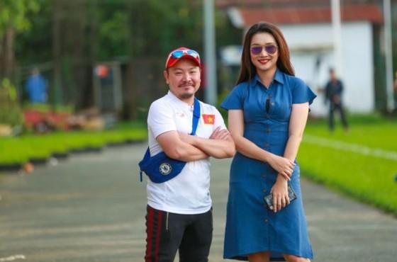 """""""Nữ tướng"""" xinh đẹp của làng phủi Sài Gòn ảnh 2"""