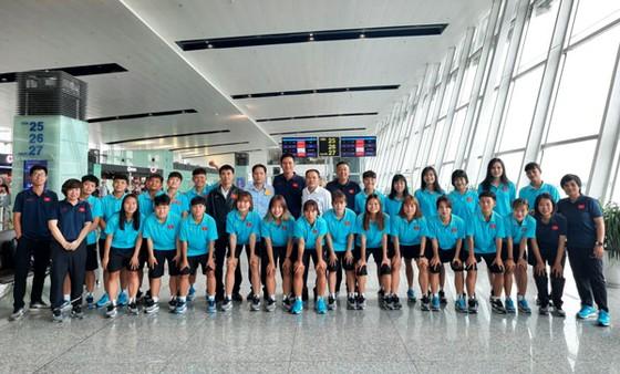 Đội tuyển U19 nữ Việt Nam tham dự VCK châu Á 2019 ảnh 1