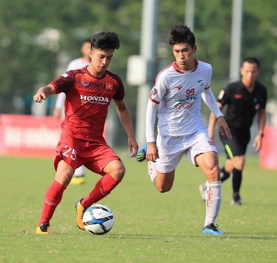 U22 Việt Nam định hình bộ khung cho SEA Games 2019 ảnh 1