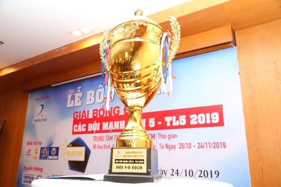 Khởi động giải bóng đá Thiên Long 2019 ảnh 2