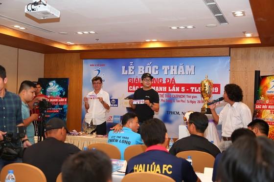 Khởi động giải bóng đá Thiên Long 2019 ảnh 1