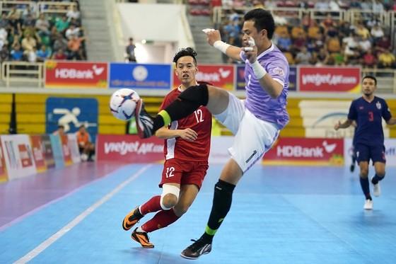 Thua Thái Lan 0-2, Việt Nam chờ đối thủ ở trận tranh Huy chương đồng ảnh 4