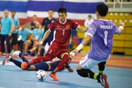 Thua Thái Lan 0-2, Việt Nam chờ đối thủ ở trận tranh Huy chương đồng ảnh 2