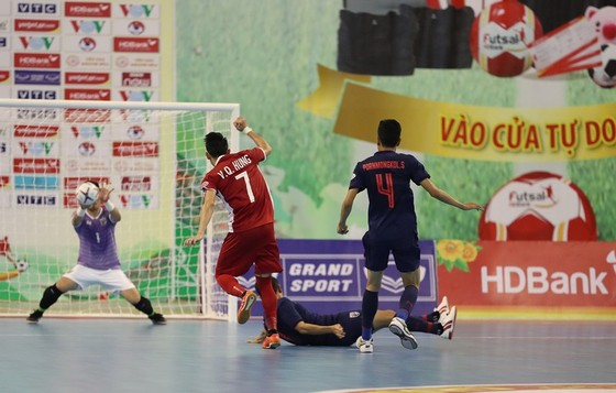 HLV Miguel: Futsal Việt Nam thua Thái Lan vì giải quốc gia không có ngoại binh ảnh 1