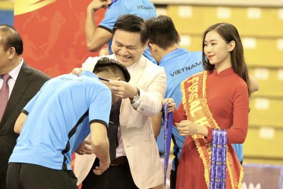 Thái Lan vô địch giải futsal Đông Nam Á 2019 ảnh 1