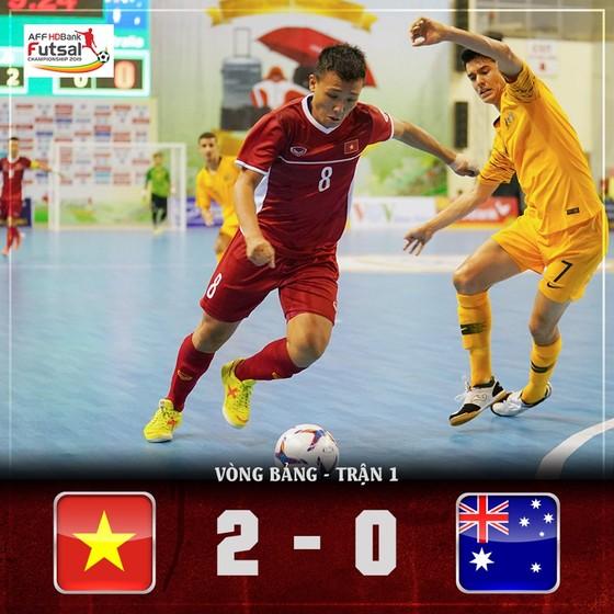 Tuyển futsal Việt Nam phải giải được bài toán dứt điểm  ảnh 1