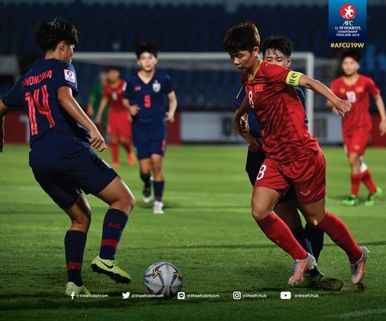 Đến lượt U19 nữ Việt Nam 'gieo sầu' cho Thái Lan ảnh 2