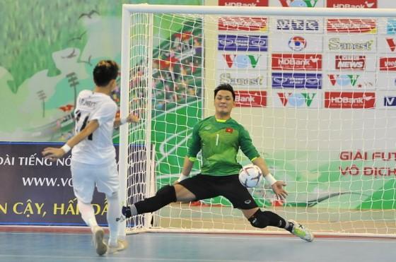 Việt Nam giành vé dự VCK futsal châu Á 2020 ảnh 2