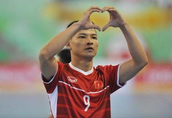 Việt Nam giành vé dự VCK futsal châu Á 2020 ảnh 1