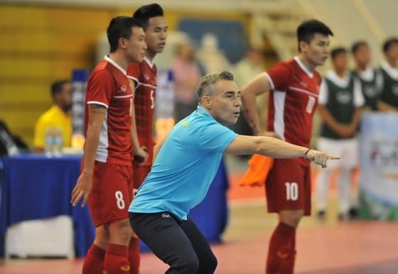 HLV Miguel: Mục tiêu tiếp theo của futsal Việt Nam là dự World Cup 2020 ảnh 1