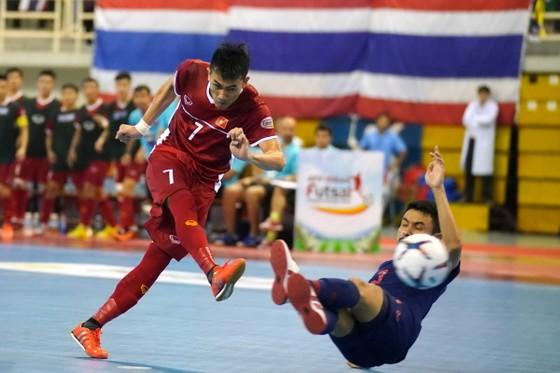 Việt Nam thuộc nhóm hạt giống số 2 ở Vòng chung kết futsal châu Á 2020 ảnh 1
