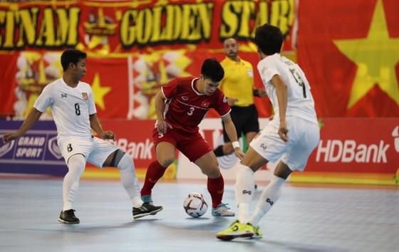 Việt Nam giành vé dự VCK futsal châu Á 2020 ảnh 4