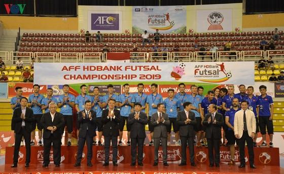 Thái Lan vô địch giải futsal Đông Nam Á 2019 ảnh 2