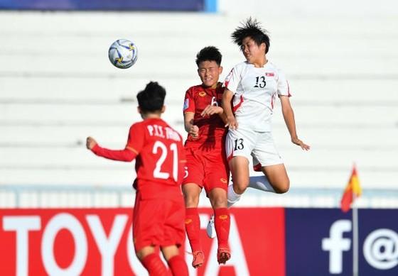 U19 nữ Việt Nam không thể gây bất ngờ trước CHDCND Triều Tiên ảnh 1