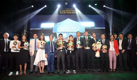 Họp báo công bố kế hoạch tổ chức giải thưởng Quả bóng vàng 2019 ảnh 1