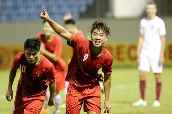U21 Việt Nam giành chiến thắng thứ 2 liên tiếp. Ảnh: Nguyễn Nhân