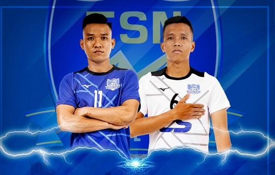 Văn Vũ và Đức Hòa hy vọng sẽ thi đấu tại Tây Ban Nha. Ảnh: TSNFC