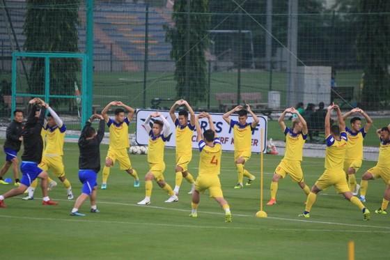 Hà Minh Tuấn quyết sẽ không lỡ hẹn ở trận gặp UAE ảnh 2