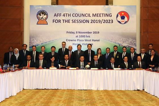 Các đại biểu tham dự cuộc họp. Ảnh: Đoàn Nhật